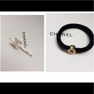 Bundle of Chanel Hair Ties
